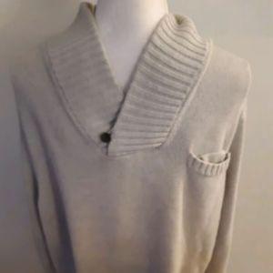 Womens cowl neck button up sweater vest